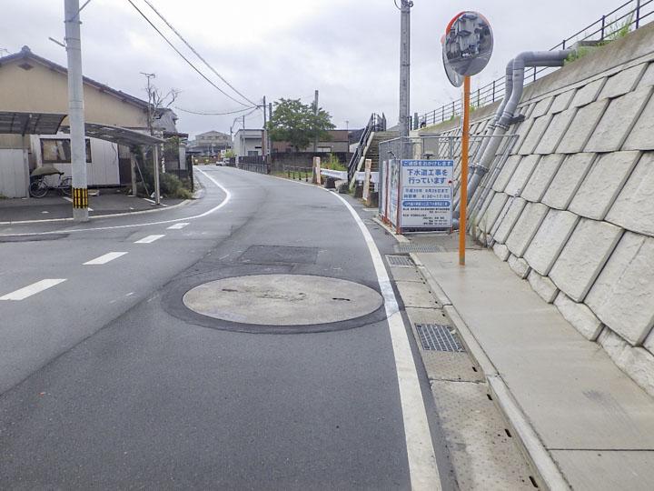 小竹直方幹線(10工区)下水管築造工事