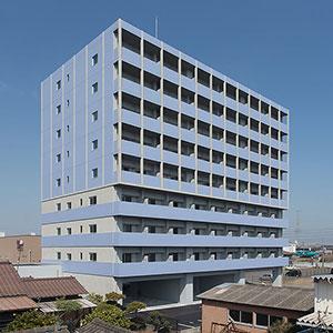 ソレアード苅田II新築工事