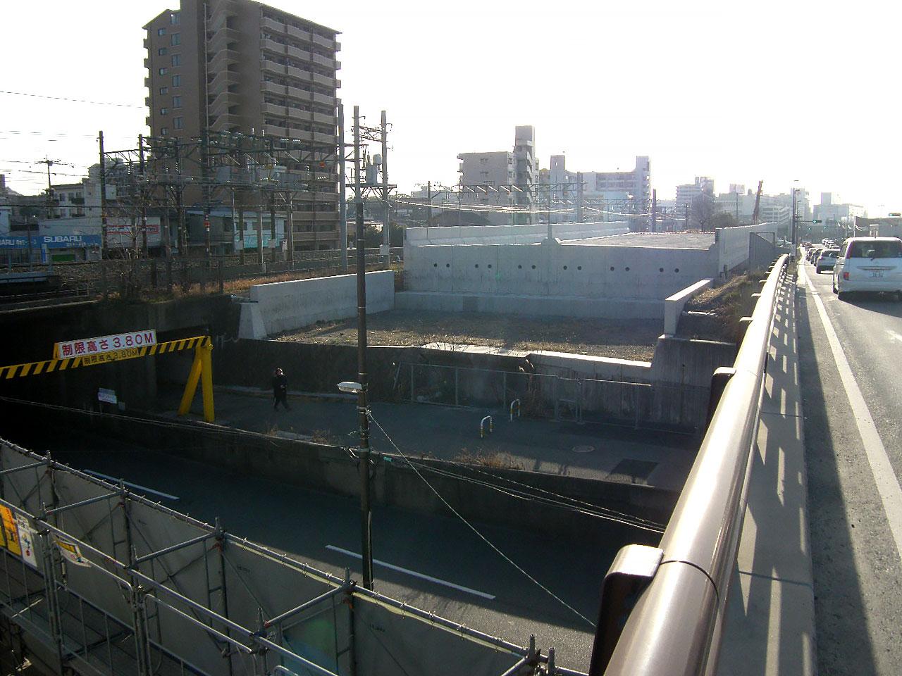 福岡3号田町1号橋A2下部工外改良工事