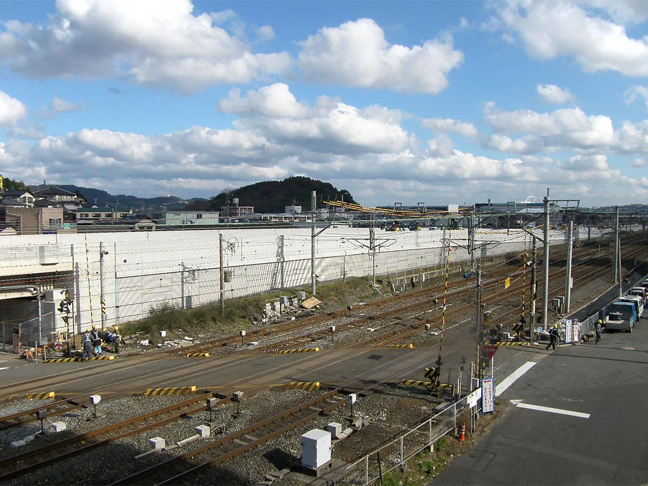 福岡3号田町地区改良工事
